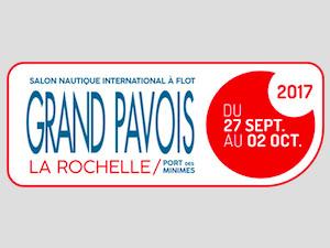 LIBERTYKITE® présent sur le salon international à flot du Grand Pavois La Rochelle du 27 Septembre au 2 Octobre 2017 !